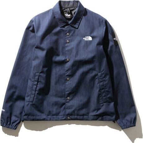 【販売中】NP12042 ID ゴアテックス デニムコーチジャケット
