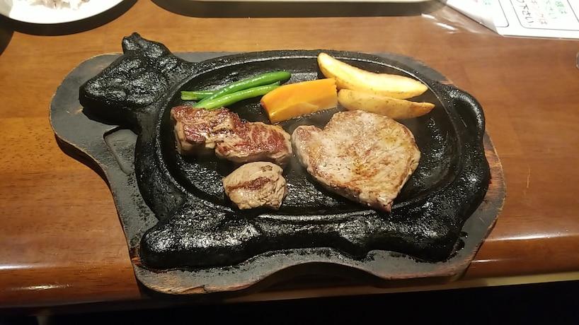 栃木県・宇都宮市周辺のラウンド帰りにおすすめのスポット【ステーキ いづつや】