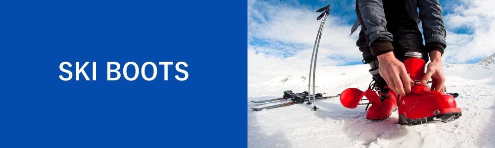 スキーブーツ