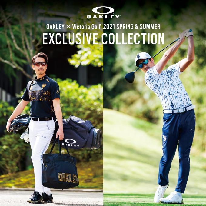 OAKLEY×Victoria Golf 2021 SPRING&SUMMER