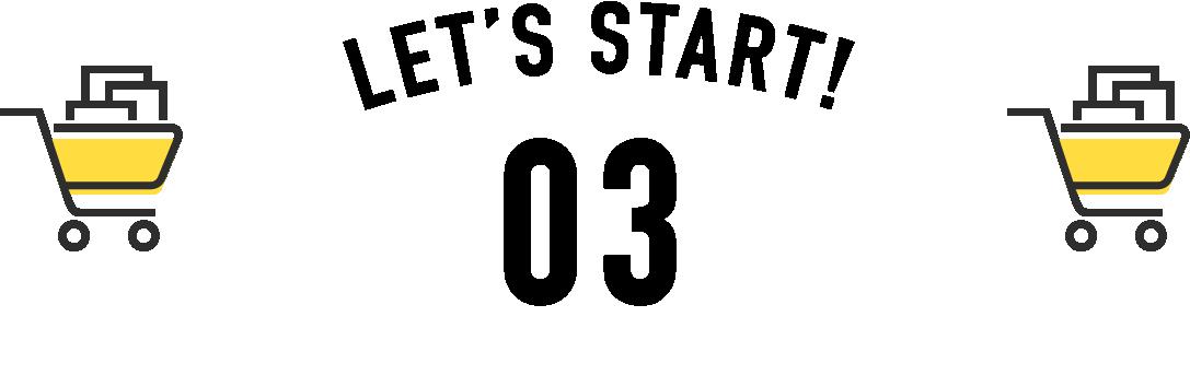 LET'S START 03