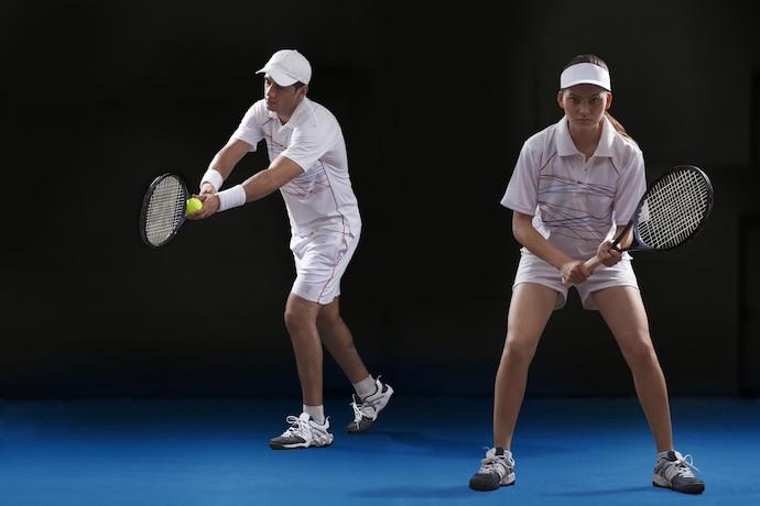 テニスダブルスのコツを徹底解説!