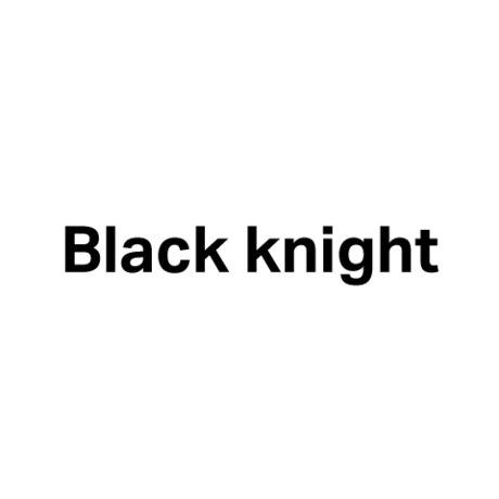 ブラックナイト