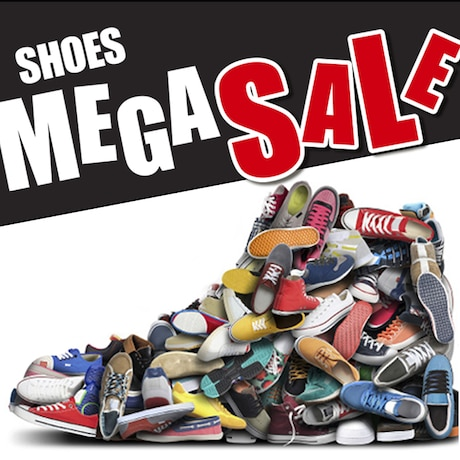 MEGA SHOES SALE