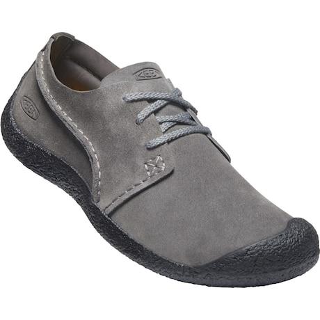 HOWSER SUEDE OXFORD Steel Grey/Black